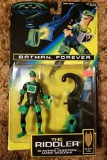 Batman Forever The Riddler Action Figure Brand New Kenner 1995