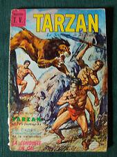 TARZAN et les jumeaux - MENSUEL no 40 - VEDETTES T.V. -  AVEC VIGNETTES - 1971