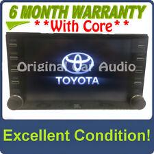 2018 - 2020 Toyota Rav4 OEM JBL Navigation Bluetooth XM Radio Receiver
