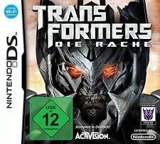 Transformers: Die Rache - Decepticons (Nintendo DS, 2014, Keep Case)