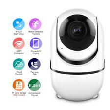 1080P IP Cámara WIFI para inalámbrica Monitor de bebé Audio de 2 vías seguridad