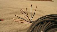 100' USA MADE 8 Conductor HEAVY DUTY Antenna Rotator/Rotor Cable - 18 GA.