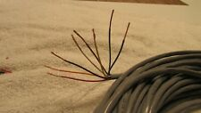 100' USA MADE 8 Conductor HEAVY DUTY Antenna Rotator/Rotor Cable - 18 GA.