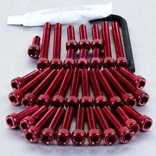 Pro-Bolt Alu Engine Bolt Kit-Rouge ESU093R SUZUKI GSX-R600 K6-K7 06-07