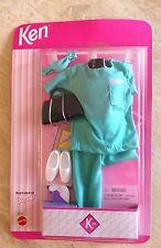 NEW Vintage 1996 Original Mattel Ken Doll Doctor Fashion Outfit Factory Sealed
