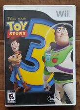 Toy Story 3 (Nintendo Wii, 2010) Wii U COMPATIBLE