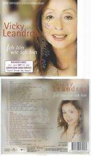 CD--VICKY LEANDROS--ICH BIN WIE ICH BIN--2CD