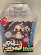 Lalaloopsy Toasty Sweet Fluff Toasted Marshmallow Series 9 #2 Mini Doll
