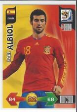 Fußball Panini Spanien Trading Cards Erscheinungsjahr 2010