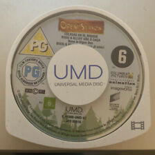 Open Season On PSP UMD