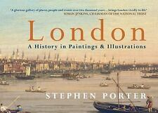 London: A History in Paintings, , Porter, Stephen, Very Good, 2015-02-19,