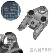 Brinko Pressbacke G 32 Presszange G32 für Geberit Mepla - auch für REMS Pressen