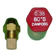 DANFOSS Ugello 0.35 GPH. 80 gradi S (OD)