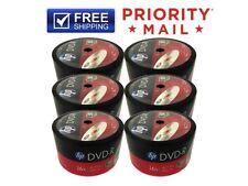 HP DM00070B 4.7GB 16x DVD-R Discs Media - 50 Piece