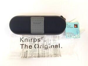 Knirps X1 Travel Schirm Regenschirm Taschenschirm Reiseschirm Farbe: Solid Navy
