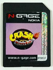 Nokia N-Gage Spiel CRASH BANDICOOT NITRO KARTS