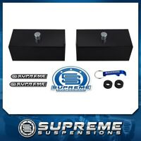 "For 87-11 Dodge Ram 1500 Dakota 2WD 4WD 1"" Rear Leveling Lift Blocks Kit Pro"
