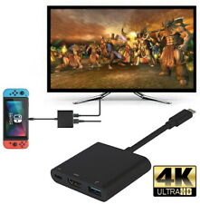 Nintendo Switch / Samsung S8 / MacBook 1080P 4K Type-C to HDMI Converter Adapter