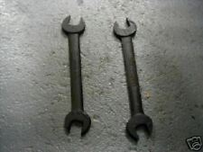 """Engineers Open End Wrench  7/8"""" - 1"""" Chrome Alloy"""