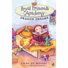 Royal Princess Academy: Dragon Dreams - New - Rennert, Laura Joy - Paperback