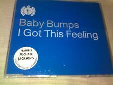 BABY BUMPS - I GOT THIS FEELING - 2000 HOUSE CD SINGLE
