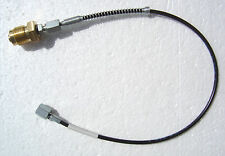 Charging Micro Hose + DIN adapter  for Pre Charged Airguns with Anti-Kink guard