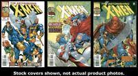 Astonishing X-Men (2nd Series) 1 2 3 Complete Set Run Lot 1-3 VF/NM