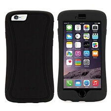 "NEW GRIFFIN SURVIVOR SLIM TOUGH CASE COVER FOR 4.7"" IPHONE 6 IN BLACK GB39089"