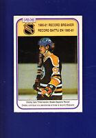 Wayne Gretzky RB HOF 1981-82 O-PEE-CHEE OPC Hockey #392 (VGEX) Edmonton Oilers