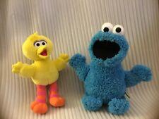 Sesame Street Elmo & Fisher Price Big Bird Plush Stuffed Animal