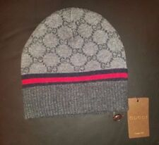 Gucci Beanie Hat WOOL & CASHMERE BRAND NEW MSRP $210