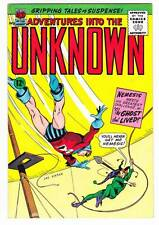ADVENTURES INTO THE UNKNOWN #158 - 1965 Silver Age - Nemesis - Very Fine