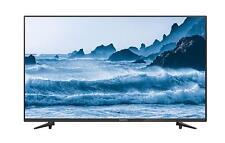 55-Inch Smart OTT 4K LED TV 2160P UHD Resolution 2017 Model 60Hz 1 HDMI Black