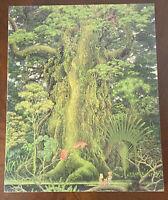 Secret of Mana SNES Game Store Display Wood Print Poster Box Art Super Nintendo