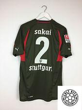 Stuttgart SAKAI #2 10/11 *MATCH PREPARED* Third Football Shirt (L) Soccer Jersey