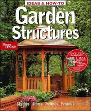 Better Homes and Gardens Home: Ideas and How-to Garden Structures 1 by Better H…