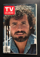1976 TV Guide OCT. 2-8 David Birney of Serpico – Kentucky Edition