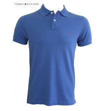 TOMMY HILFIGER CLASSIC POLO T SHIRT REGULAR FIT SIZE SMALL