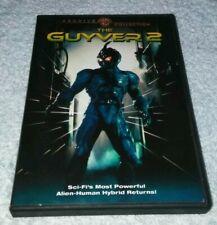 The Guyver 2 DVD RARE
