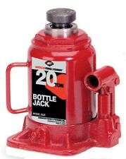 American Forge & Foundry 3520 20 Ton Bottle Jack L 9-5/8 H 18-1/4