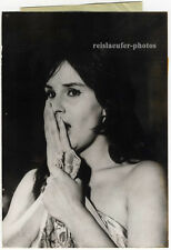 Antonella Lualdi, Original Presse-Photo von 1962