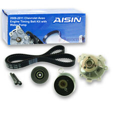 AISIN Timing Belt Kit w/ Water Pump for 2009-2011 Chevrolet Aveo 1.6L L4 - iv