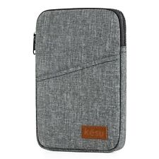 Kesu Protective Carry Sleeve / Case for New iPad mini 5, 1, 2, 3, 4 Gray - NEW!