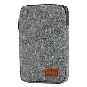 Kesu Protective Carry Sleeve / Case for New iPad mini 5, 1, 2, 3, 4 Gray - NEW!