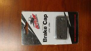 Outlaw Racing OR104R Billet Front Brake Cap Red SUZUKI RMZ250 RMZ450 2004-2015