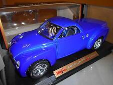 Chevrolet SSR Concept 2000 Maisto 1 18