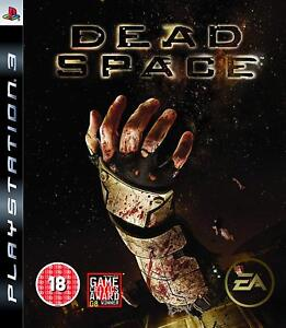Dead Space PS3 NEW and Sealed Original UK Release NOT Budget