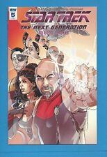 Star Trek The Next Generation Mirror Broken #5 ~ 1:10 Variant ~ Nm-