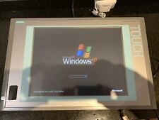 """Siemens  PC 577 15"""" Touch 6AV7822-0AB00-1AC0 Used 6AV7 822-0AB00-1AC0"""