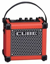 Roland MICRO CUBE GX Battery Powered Guitar Amplifier - Red